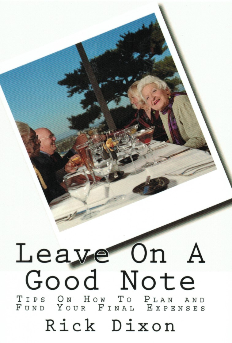 Free Copy Of Leave On A Good Note
